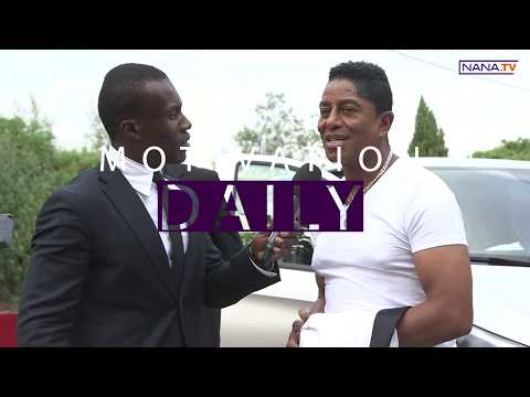 Daily Motivation aus Cannes mit Jermaine Jackson