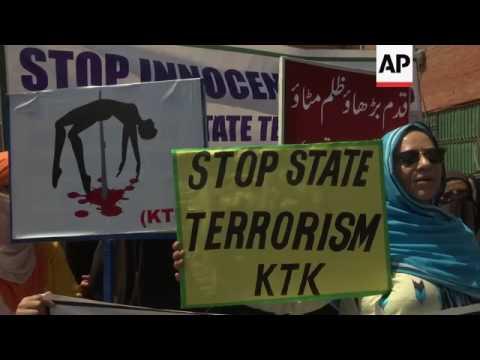 Clashes follow anti India protests in Srinagar