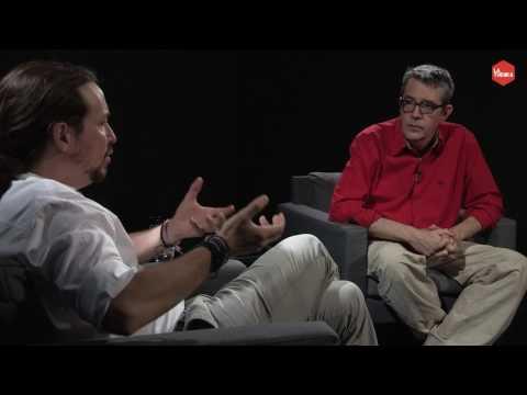 Otra Vuelta de Tuerka - Pablo Iglesias con Máximo Pradera (programa completo)