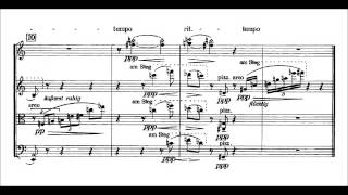 Anton Webern, Five movements for string quartet, op. 5