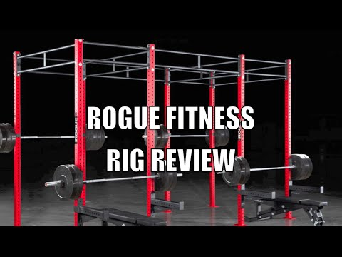 Rogue Fitness CrossFit Rig Review | Opening A CrossFit Gym Equipment