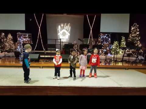 First baptist church preschool activities