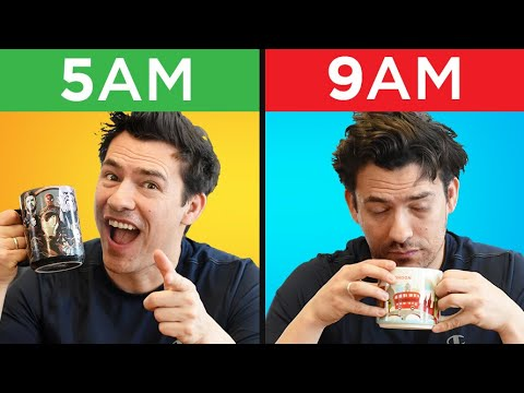 Why YOU Should Wake Up At 5AM (Even On Weekends)