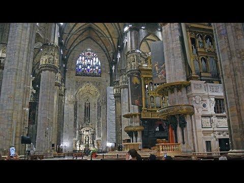 Milano - Duomo di Milano (Inside)