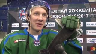 Егор Залитов: «Команды бились»