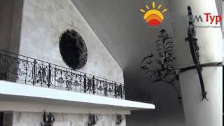 jamtour.org дом отдыха Чегем  (Гагра, Абхазия) столовая(Дом отдыха «Чегем» находится в курортной части города Гагра. Его окружает собственная парковая территория,..., 2014-06-18T03:59:00.000Z)