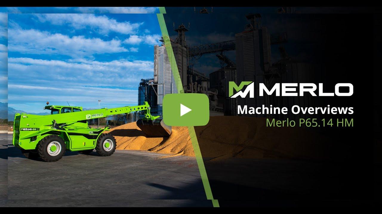 Merlo P65.14 HM - Performance Telehandler
