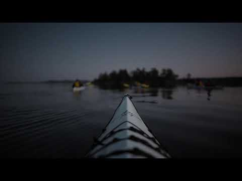 Discovery Sea Kayaks Bioluminescence Kayak Tour San Juan Island Washington State