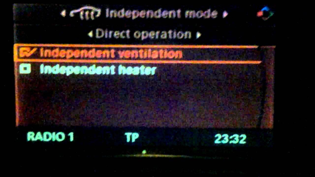 Bmw 530D E60 2006 Webasto termo top c Problems !!!!!!