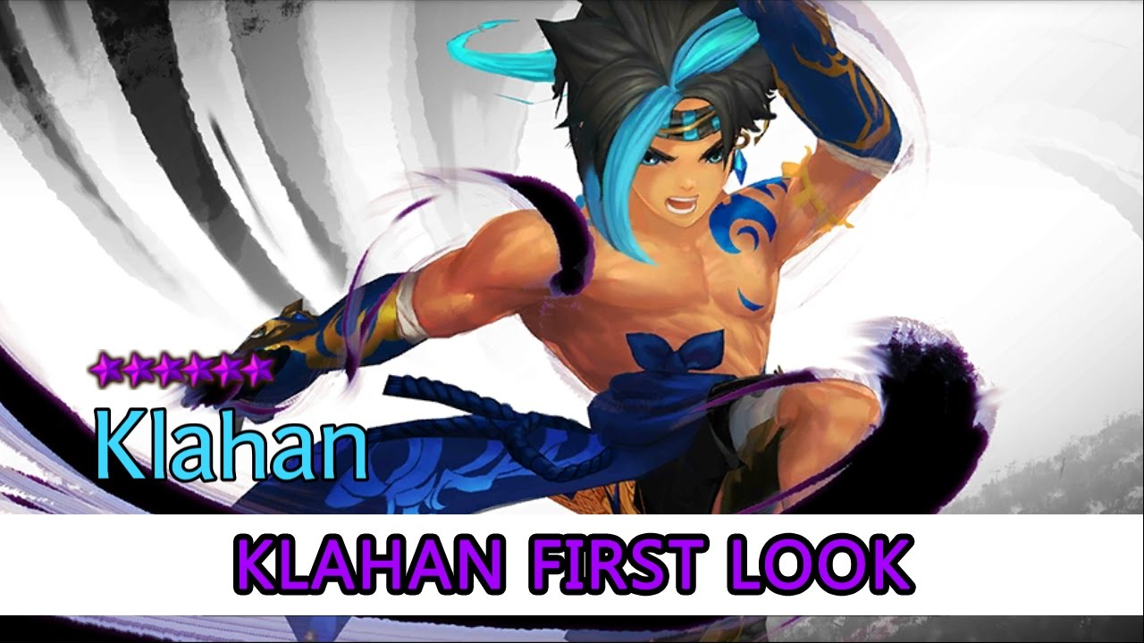 lv30 awakened klahan first look seven knight fight me arena