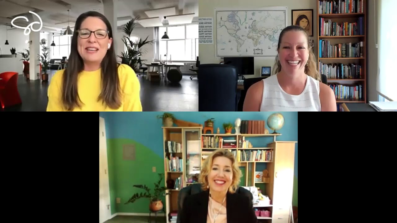 SD Biz & Nonprofit Crisis Support Network interview with San Diego Oasis and Scatena Daniels Comm