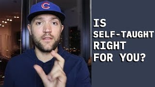 Should YOU become a SELF-TAUGHT software developer?