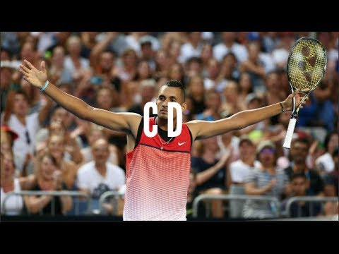 Nick Kyrgios - Top 10 Touch/Angle Shots [HD]