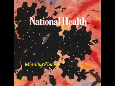 National Health   Missing Pieces Album