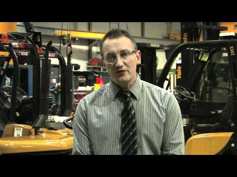 Behind The Scenes In Briggs Equipment's Forklift Truck Workshop