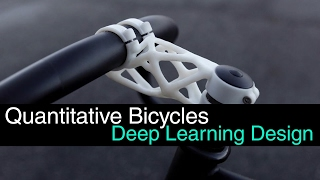 Quantitative Bicycles. Deep Learning Design
