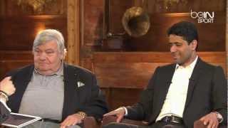 Nasser Al Khelaifi - Louis Nicollin : l'interview croisée