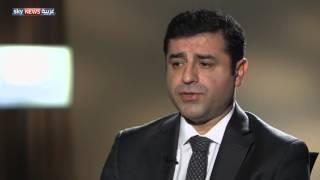 دميرطاش: مساعدات تركية لسوريا وصلت لجماعات متشددة