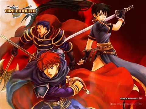Fire Emblem Music - Merlinus