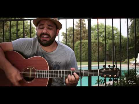 Damien Rice Cannonball - Acoustic Cover