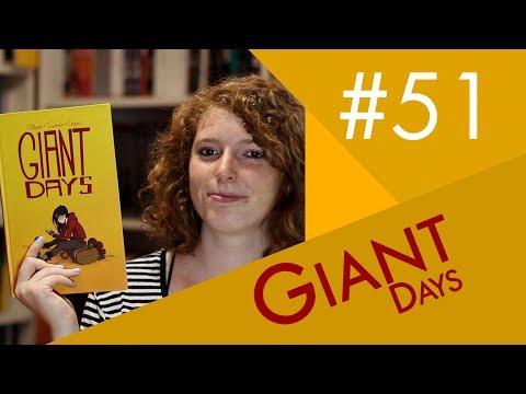 #51 - Giant Days, John Allison