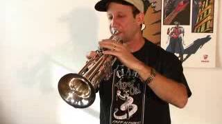 60 Sec Trumpet Technique Tip by Kevin Clark