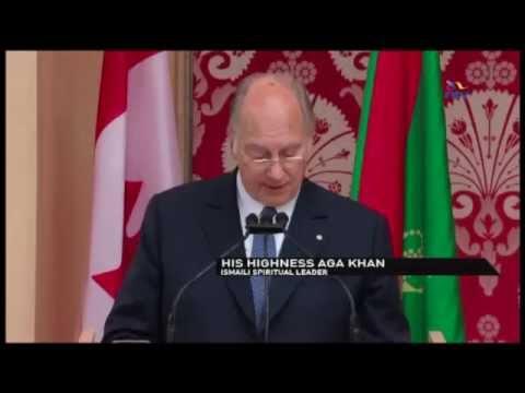 The Aga Khan  opens an Islamic Art Museum in Canada