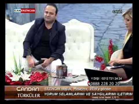 Erhan Goger. can erzincan tv düet meral ile. sivaslıymış