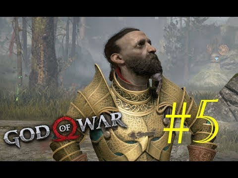God of War - Playthrough Part 5 - Brother Dwarf
