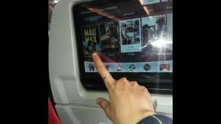 Cara Menonton Film Di Layar Mini Kursi Batik Air