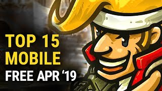 Top 15 FREE Android and iOS Games of April 2019 | whatoplay