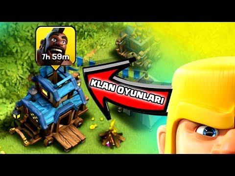 75.000 PUANLI KLAN OYUNLARI !!! (SUPERCELL ÇILDIRDI!!) | Clash of clans