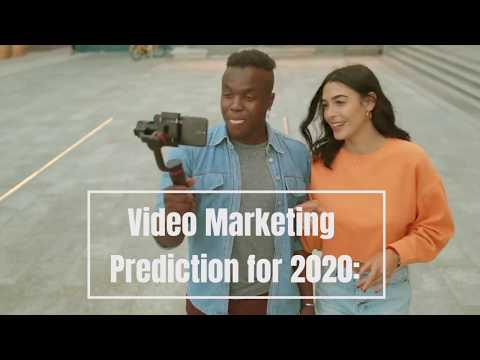 VideoBoost | 2020 Predictions Sample Template