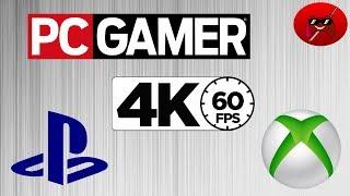 ¿Quieres JUGAR a 4K 60fps? PS5 / XBOX SCARLET / PC