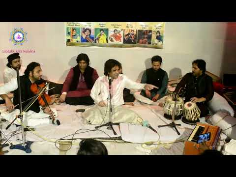 Raag Jog Kauns - Ustd. Tanveer Ahmed Khan Sahab