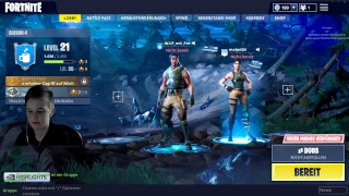 Fortnite without the 3rd Mate