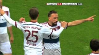 Eintracht Frankfurt vs. Bayern Munich