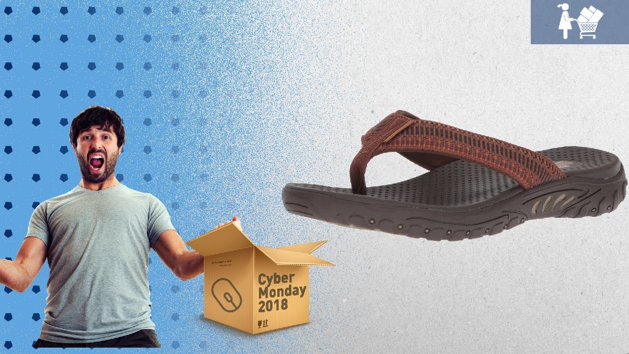 5732351bd9b0 Up To 30% Off Skechers Men Sandals   Cyber Monday Week 2018