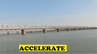 WAP4 Saurashtra Accelerates Narmada River Bridge