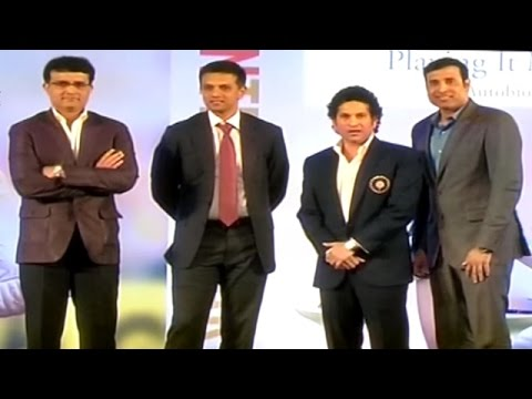 Sachin Tendulkar Launches His Own Autobiography | Playing It My way