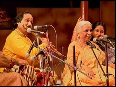 Ek Din Murli - Smt Girija Devi /Pt Ronu Majumdar (Jugalbandi)