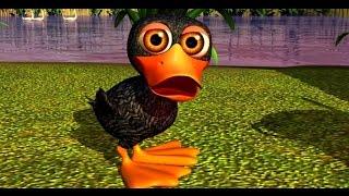 Six Little Ducks - Children's music and songs for kids