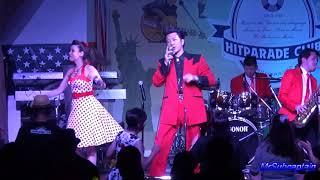 2018--6-24 ゲストバンドEDGE BEATの ヒロが歌う「ワイルド サクソフォ...