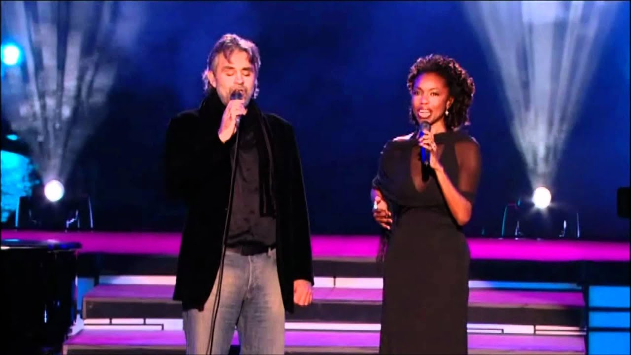 The Prayer Andrea Bocelli And Heather Headley Legendado Em