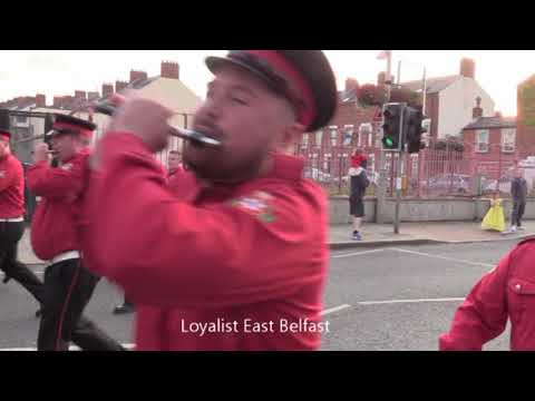 Rising Sons Flute Band Annual Parade