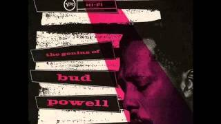 Bud Powell Piano Solo - The Last Time I Saw Paris