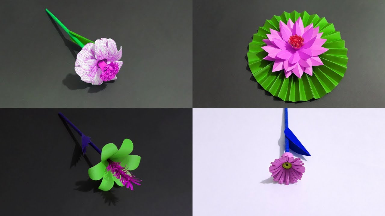 Kagojer ful picture collection paper origami flowers picture kagojer ful picture collection paper origami flowers picture collection mightylinksfo