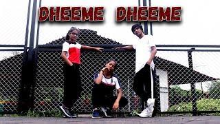 Dheeme Dheeme - Tony Kakkar   Nandini Panigrahi Dance Choreography
