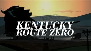 Why You Should Play Kentucky Route Zero, Act I