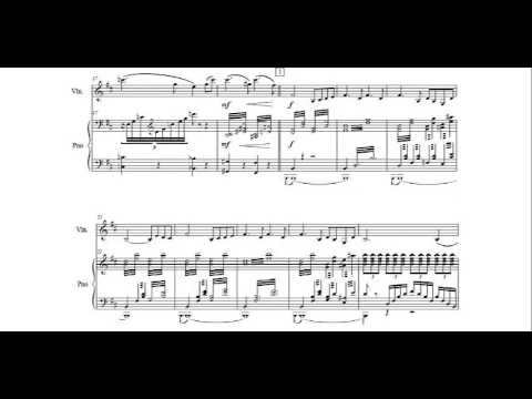 Tchaikovsky Swan Lake Theme for violin and piano sheet music